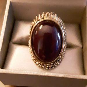 Rings diamond ruby pink.